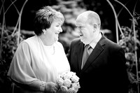 Linda and Peter Robson - 25th Silver Wedding Anniversary